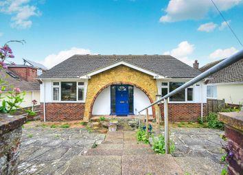 Thumbnail 5 bedroom bungalow for sale in Saltdean Drive, Saltdean, Brighton