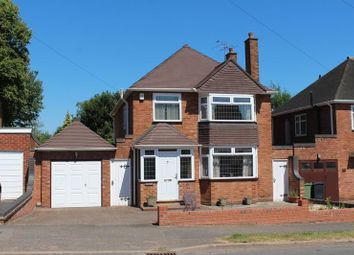 Thumbnail 3 bed detached house for sale in Ridge Road, Kingswinford