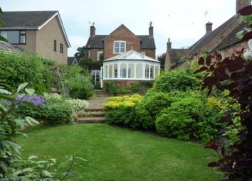 Thumbnail 3 bedroom detached house to rent in Priory Road, Manton, Oakham
