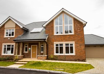 Thumbnail 5 bedroom detached house for sale in Plot 8 New Road, Ferndown, Dorset
