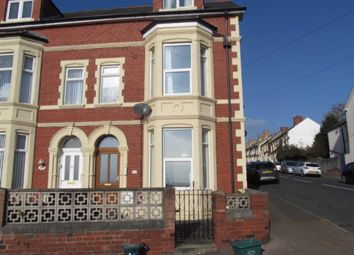 Thumbnail 1 bedroom flat to rent in Dockview Road, Barry, Vale Of Glamorgan