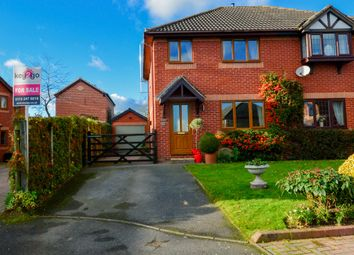 Thumbnail 3 bed semi-detached house for sale in Marsh Close, Mosborough, Sheffield