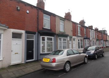 Thumbnail 2 bed terraced house to rent in Cadogan Street, Middlesbrough
