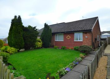 Thumbnail 2 bed semi-detached bungalow for sale in Leaford Walk, Stoke-On-Trent