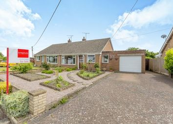 Thumbnail 2 bed bungalow for sale in Monks Lane, Audlem, Crewe, Cheshire