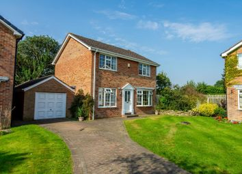Thumbnail 4 bed detached house for sale in Sawyers Crescent, Copmanthorpe, York