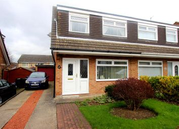 Thumbnail 3 bed semi-detached house for sale in Killin Road, Darlington