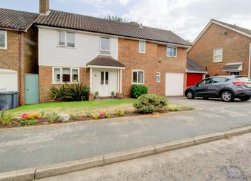Thumbnail 5 bed detached house for sale in Sandpit Close, Rushmere St. Andrew, Ipswich
