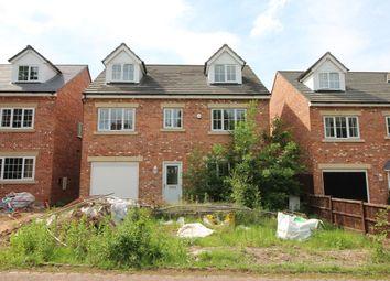 Thumbnail 4 bed detached house for sale in Norton Village, Norton, Runcorn