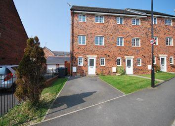 Thumbnail 4 bedroom town house to rent in Wesham Park Drive, Wesham, Preston, Lancashire