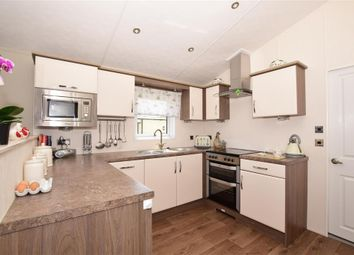 Thumbnail 2 bed mobile/park home for sale in Way Hill, Minster, Ramsgate, Kent