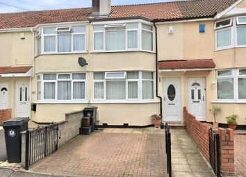 Thumbnail 2 bedroom terraced house for sale in Jersey Avenue, Broomhill, Bristol, .