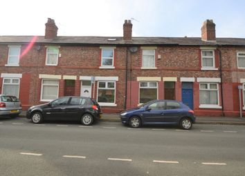 Thumbnail 3 bed terraced house to rent in Chorley Street, Warrington