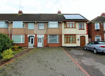 Thumbnail 3 bed terraced house to rent in Hipswell Highway, Wyken, Coventry