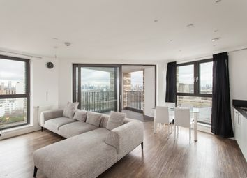 Thumbnail 2 bed flat for sale in Bramwell Way, London