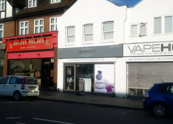 Thumbnail Retail premises to let in Retail Store, High Street, Potters Bar