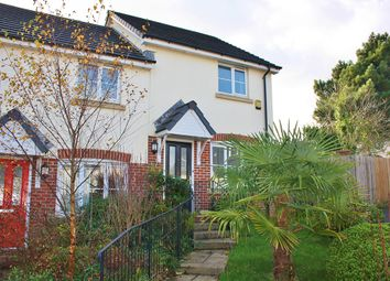 Thumbnail 2 bed end terrace house to rent in Kit Hill View, Launceston