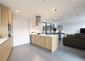 Thumbnail 3 bed flat for sale in Monohaus, London Fields
