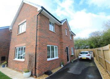 Thumbnail 3 bedroom detached house for sale in Fern Hill Drive, Farndon, Chester, Cheshire