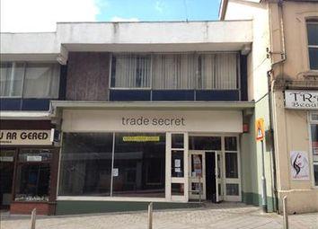 Thumbnail Retail premises to let in Unit 9, Cross Inn Buildings, College Street, Ammanford, Carmarthenshire