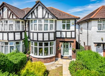 Thumbnail 3 bed semi-detached house for sale in Hill Close, Chislehurst, Kent