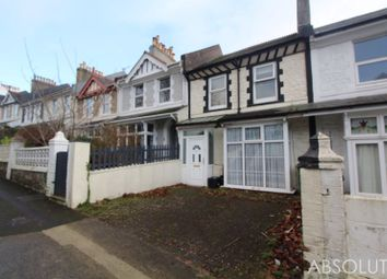 3 bed terraced house for sale in Windsor Road, Torquay TQ1