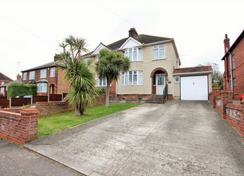 Thumbnail 3 bed semi-detached house for sale in St Andrews Avenue, Colchester, Essex