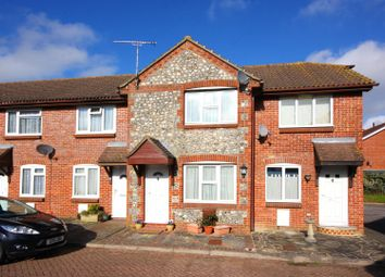 Thumbnail 2 bed terraced house to rent in Pannett, Burgess Hill