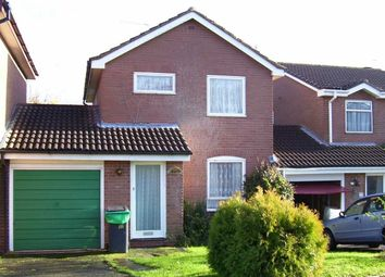 Thumbnail 3 bed detached house to rent in Offenham Close, Redditch, Church Hill North, Redditch