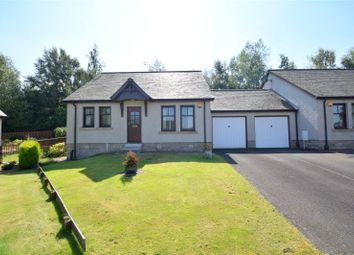 Thumbnail 3 bed link-detached house for sale in Latch Burn Wynd, Dunning, Perth, Perth And Kinross
