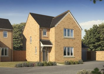 "Thumbnail 3 bed semi-detached house for sale in ""The Hatfield "" at Hardys Road, Bathpool, Taunton"