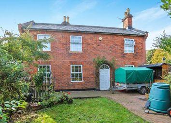 Thumbnail 5 bedroom end terrace house for sale in Silfield Road, Wymondham, Norfolk