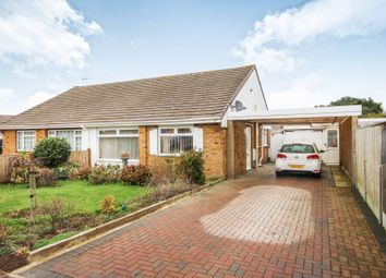 Thumbnail 2 bed semi-detached bungalow for sale in Minter Avenue, Folkestone