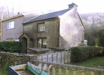 Thumbnail 2 bed cottage for sale in Underbridge, Pontrhydyfen, Port Talbot, West Glamorgan.
