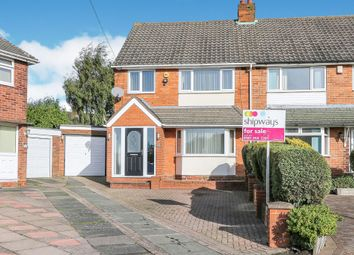 Thumbnail 3 bedroom semi-detached house for sale in Cookesley Close, Great Barr, Birmingham