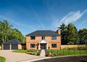 Thumbnail 5 bed detached house for sale in The Otford, Hailwood Place, School Lane, West Kingsdown