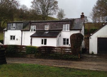 Thumbnail 3 bed cottage for sale in Knucklas, Knighton