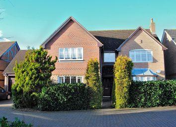 Thumbnail 5 bed property to rent in Blacksmiths Close, Bishops Stortford, Hertfordshire
