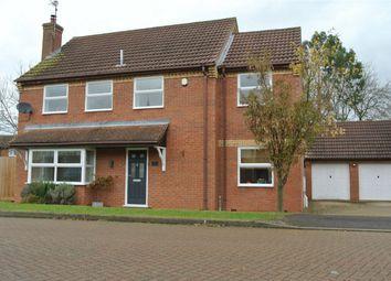 Thumbnail 4 bed detached house for sale in Ash Park, Werrington, Peterborough