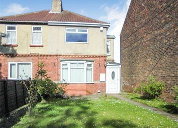 Thumbnail 2 bed semi-detached house for sale in North Road East, Wingate, Durham