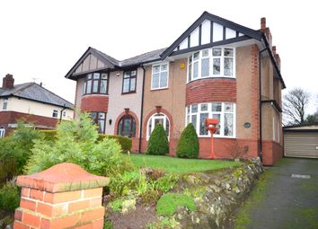 Thumbnail 3 bed semi-detached house for sale in Lever Park Avenue, Horwich