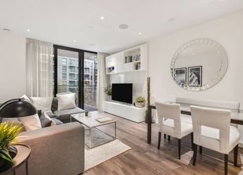 Thumbnail 2 bed flat for sale in Canter Way, London