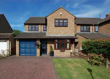Thumbnail 4 bed detached house for sale in Dowding Road, Biggin Hill, Westerham, Kent