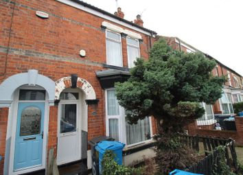 Thumbnail 3 bed end terrace house for sale in Washington Street, Hull, East Yorkshire