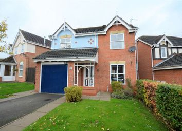 Thumbnail 4 bed detached house for sale in 11 Eagle Drive, Sleaford