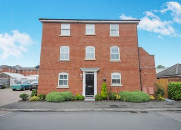Thumbnail 3 bed town house for sale in Hillier Road, Devizes