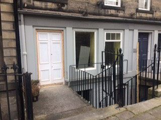 Thumbnail Commercial property for sale in India Street, New Town, Edinburgh