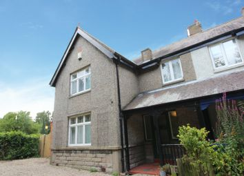 Thumbnail 4 bed semi-detached house for sale in Burnhouse Road, Wooler