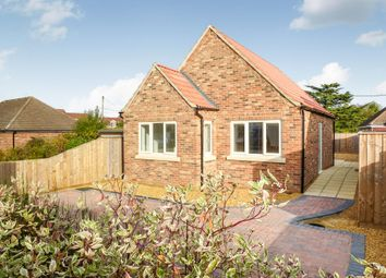 Thumbnail 2 bed detached bungalow for sale in Gaultree Square, Emneth, Wisbech