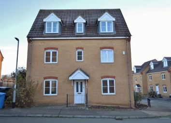 Thumbnail 5 bed detached house to rent in Malham Drive, Kettering